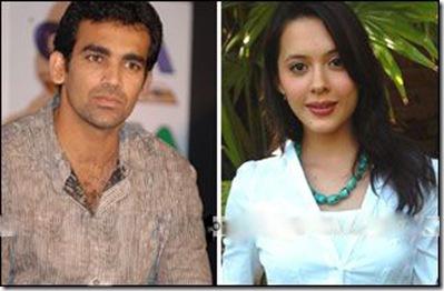 Isha Sharvani And Zaheer Khan Marriage Pics For > Isha Sha...